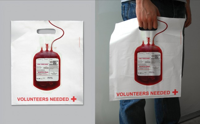 Red Cross: Bag | Ads of the World™