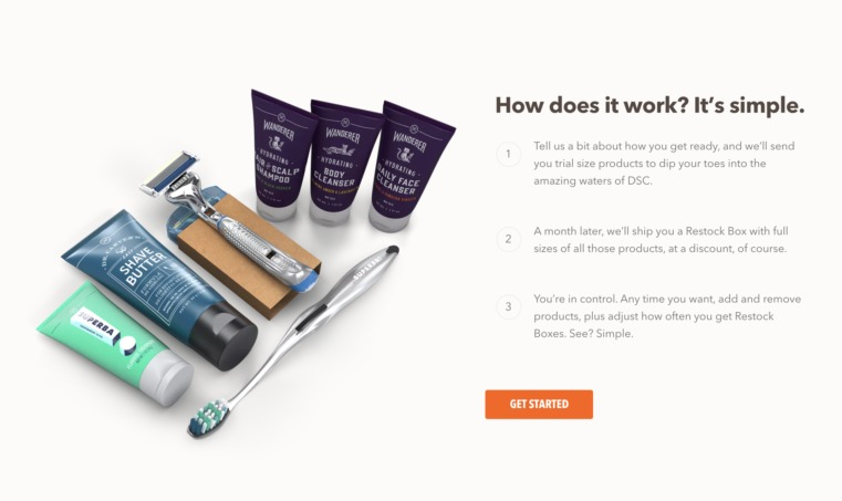 Dollar Shave Club | Shave and Grooming Made Simple